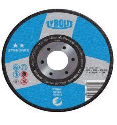 Disco 41x a60o4bf43m-2t 350x3,5x25,4 de tyrolit caja de 10 unidades