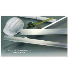 Regla aluminio 62025 60x20 2,5mt de cies caja de 3 unidades