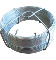 Alambre galvanizado ø1,30mm (nº08) 50m de central de enrejados