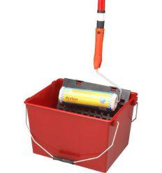 Kit pared/techo 3578 rodillo + alargador extensible + cubeta de universal