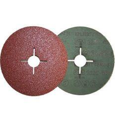 Disco fibra cubitron acero 982c-125 gr36 de 3m caja de 25 unidades