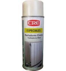 Spray pintura radiador crema 400ml de c.r.c. caja de 6 unidades