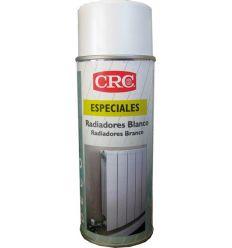 Spray pintura radiador blanco 400ml de c.r.c. caja de 6 unidades