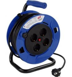 Extensible 772603-25m. 3x1,5 con termostato de tayg