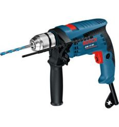Taladro percutor gsb-13-re 600w de bosch construccion / industria