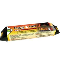 Maxi-bloque enciende fuego 231195 de fuego net