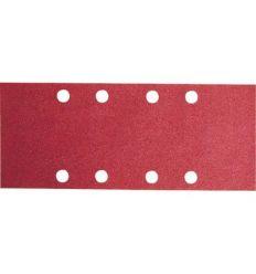 Lija rectangular 8perforaciones tensa 93x230 g080 bl10 de bosch construccion / industria
