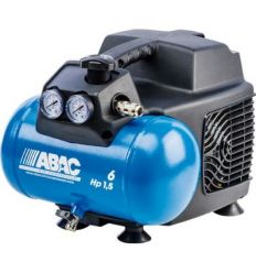 Compresor start o15 1,5hp 6l s/aceite de abac