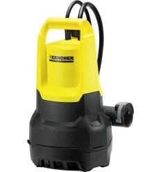 Bomba sumergible a.sucia sp5 dirt 9500l de karcher