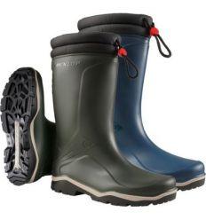 Bota caña alta blizzard k454061 talla-38 azul/negro de dunlop