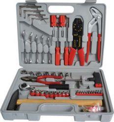 Maleta herramientas 100pz f-7700100 de ferko