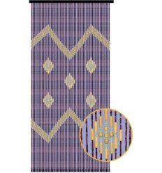 Cortina natural 1561 jamaica 90x200cm de jarbric