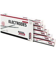 Electrodo basico vandal 2,5x350 de lincoln-kd caja de 90 unidades