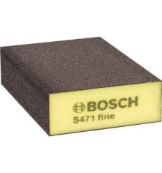 Taco lija bloque fino 69x97x26mm de bosch construccion / industria
