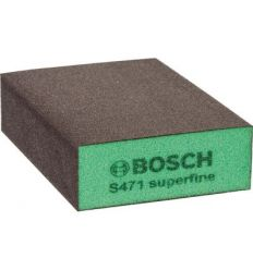 Taco lija bloque super fino 69x97x26mm de bosch construccion / industria