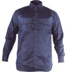 Camisa ignifuga welder wlr100 talla-l azul de 3l