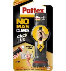 Pattex click&fix 20dosis 2367685 exp.12u de pattex caja de 12 unidades