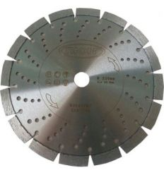 Disco cantero r1007/dp 230x3,2x22,2 12mm de rion