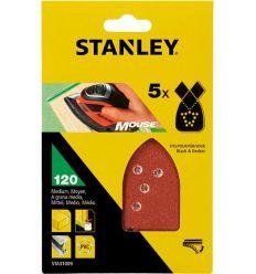 Accesorio sta31009xj 5 lijas perforada mouse g-120 de stanley