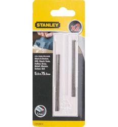 Accesorio sta35012xj 2cuchillas tct reversible 75,5mm de stanley
