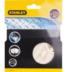 Accesorio sta32115xj bonete lana abrillantadora ø125 de stanley