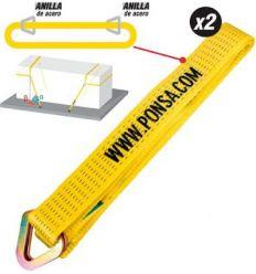 Amarre diagonal kit 2unid 3,20m-para 1palet de ponsa