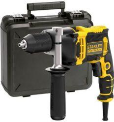 Taladro percutor fmeh750k-qs 750w13mm + empuñadura lateral + maletin de stanley
