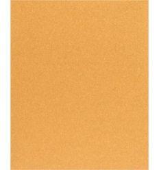Lija madera + pintura c470 230x280mm g080 de bosch construccion / industria caja de 50 unidades