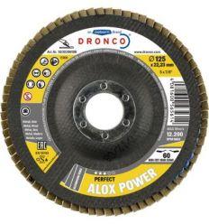 Disco dronco alox power(ga) 080x115x22 de dronco caja de 10 unidades