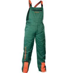 Peto forestal frs-250 talla-xxl naranja/verde de 3l