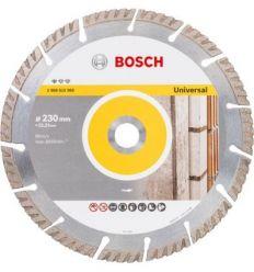 Disco diamante general obra 230x22,23x10 de bosch construccion / industria