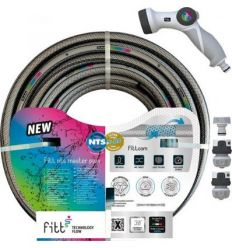 Manguera masterplus kit33715151-15mm15mt de fitt