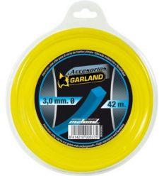 Hilo nylon cuadrado c4230-3,0mmx42m de garland