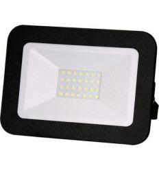 Proyector led negro 20w 1900 lumenes 6000k ip65 de marca