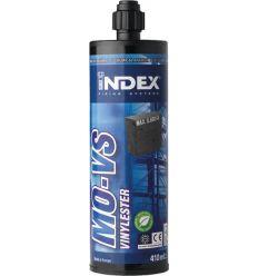 Resina vinylester s/estireno movs410ml de index caja de 12 unidades