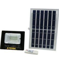 Proyector led 25w solar 0960lum.620630 de ayerbe