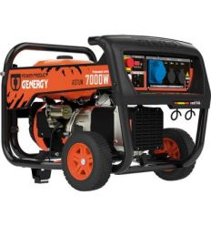 Generador 4t.astun arranque electrico 7000w de genergy
