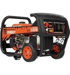 Generador 4t jaca arranque electrico 3300w de genergy