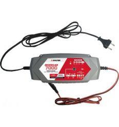 Cargador bateria invercar7000 12/24v 15a de solter