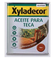 Xyladecor aceite teca 678000473 750ml teca de xyladecor caja de 6 unidades