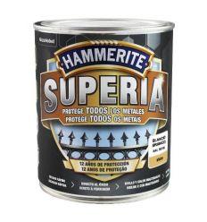 Hammerite superia mate 750ml blanco caja de 3 unidades