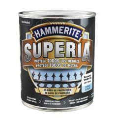 Hammerite superia liso 750ml blanco caja de 3 unidades