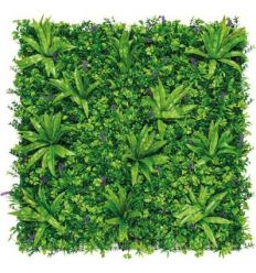 Jardin vertical jungle 2017260 1x1m verde de nortene