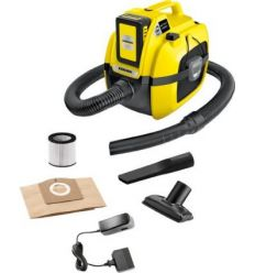 Aspirador wd1 compact battery set 18v 2,5ah de karcher