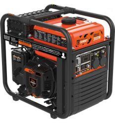 Generador inverter 4t rodas 3800w de genergy