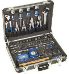 Maleta herramientas aluminio set de 97 piezas 9024-1ts1 de irimo