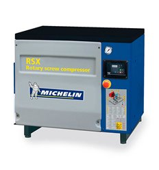 Compresor de tornillo encapsulado CA-RSX7,5 de Michelin