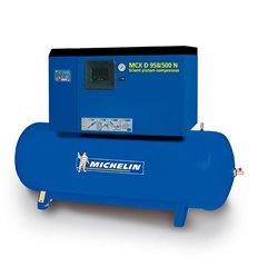 Compresor silencioso con calderín y secador CA-MCXD958/500N de Michelin