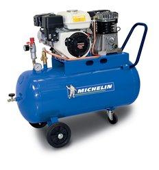 Compresor con motor de gasolina CA-MUX360/100 de Michelin