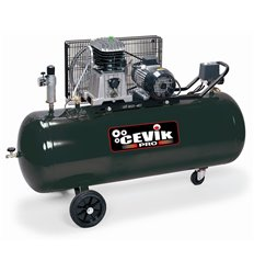 Compresor de correas con ruedas CA-AB200/515 de Cevik